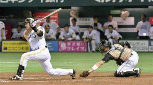 野球振り逃げ