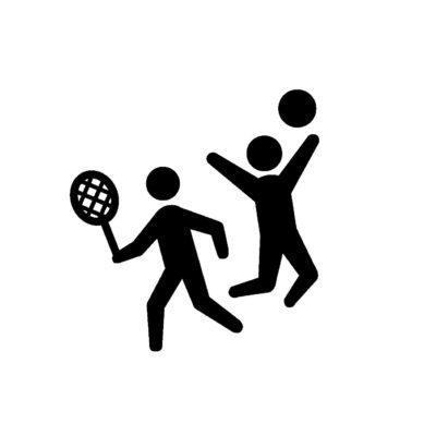 テニスバレー